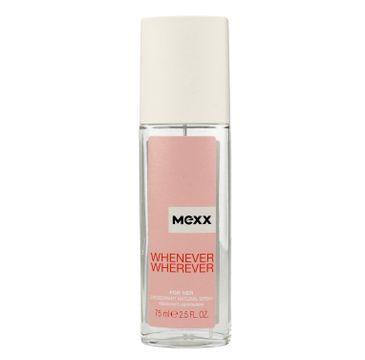Mexx Whenever Wherever for Her dezodorant naturalny spray 75 ml