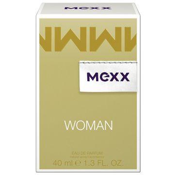 Mexx Woman woda perfumowana dla kobiet 40 ml