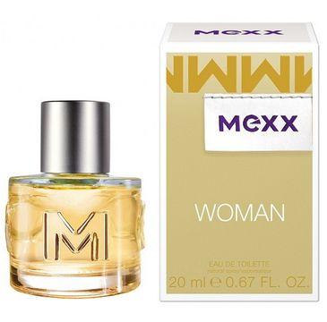 Mexx Woman woda toaletowa dla kobiet 20 ml