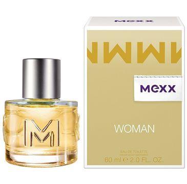 Mexx Woman woda toaletowa dla kobiet 60 ml