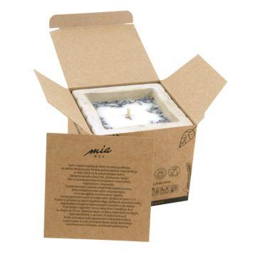 Mia Box Świeca sojowa betonowa - antykomarowa (150 g)