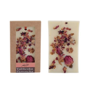 Mia Box Tabliczka Florencka Róża (40 g)