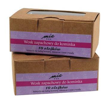 Mia Box Wosk zapachowy do kominka 10 olejków (60 g)