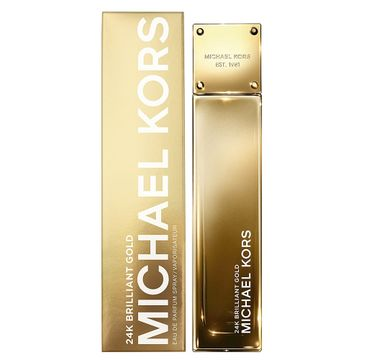 Michael Kors 24K Brilliant Gold woda perfumowana spray (50 ml)