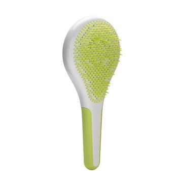 Michel Mercier Anti-Slip szczotka do włosów normalnych Zielona