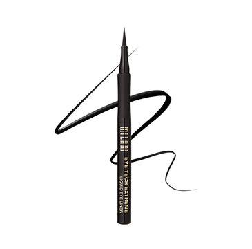 Milani – Eye Tech Extreme Liquid Eyeliner eyeliner w pisaku Blackest Black (1 ml)
