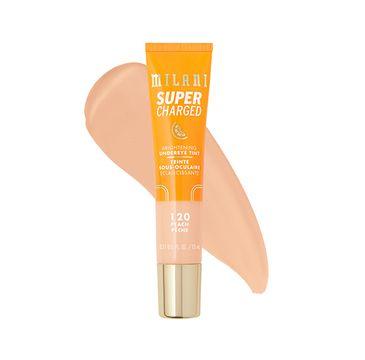 Milani Supercharged Brightening Undereye Tint – korektor pod oczy rozświetlający nr 120 Peach (15 ml)