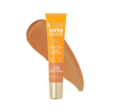 Milani Supercharged Brightening Undereye Tint – korektor pod oczy rozświetlający nr 130 Deep Peach (15 ml)