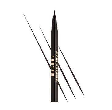 Milani Weekend Brow Eyebrow Tint – pisak do brwi Espresso (1 ml)