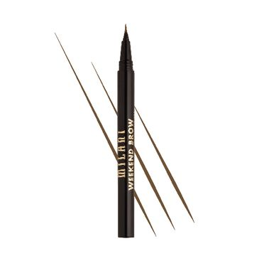 Milani Weekend Brow Eyebrow Tint – pisak do brwi Soft Brown (1 ml)