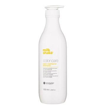 Milk Shake Color Care Color Maintainer Shampoo szampon nawilżająco-ochronny do włosów farbowanych 1000ml