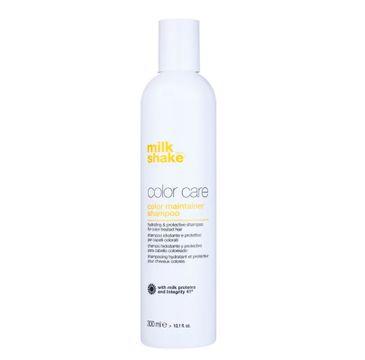 Milk Shake Color Care Color Maintainer Shampoo szampon nawilżająco-ochronny do włosów farbowanych 300ml