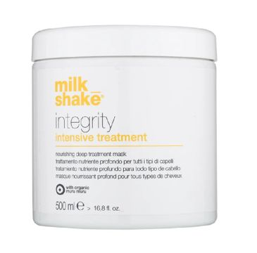 Milk Shake Integrity Intensive Treatment maska głęboko odżywiająca 500ml