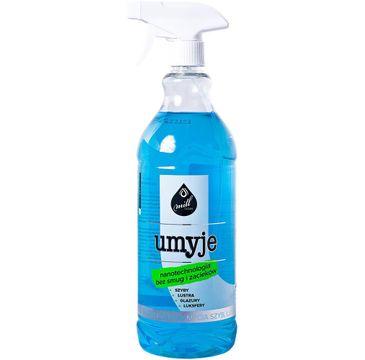 Mill Clean Umyje płyn do mycia szyb. luster i glazury 1.22l
