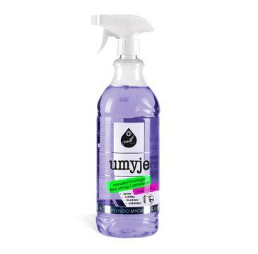 Mill Clean Umyje płyn do mycia szyb. luster i glazury Maciejka 1.22l