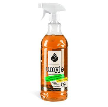 Mill Clean Umyje płyn do mycia szyb. luster i glazury Pomarańcza 1.22l
