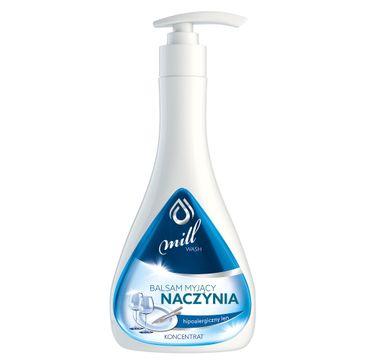 Mill Wash balsam myjący naczynia Hipoalergiczny Len 555ml