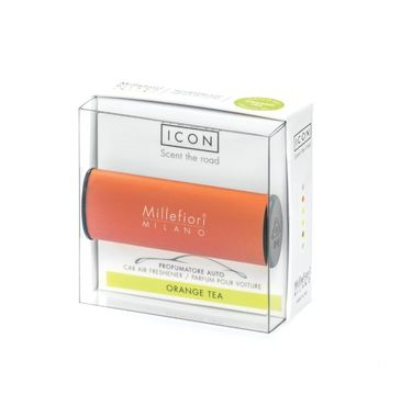 Millefiori Icon Car Air Freshener zapach samochodowy Classic Orange Tea 1szt