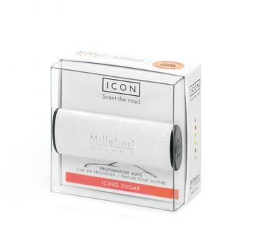 Millefiori Icon Car Air Freshener zapach samochodowy Classic White Icing Sugar 1szt