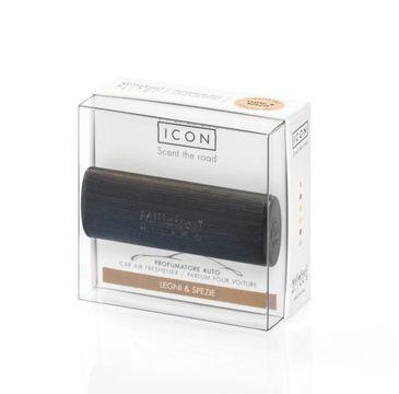 Millefiori Icon Car Air Freshener zapach samochodowy Classic Wood Legni & Spezie 1szt