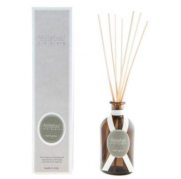 Millefiori Via Brera Fragrance Diffuser pałeczki zapachowe Earl Grey 100ml
