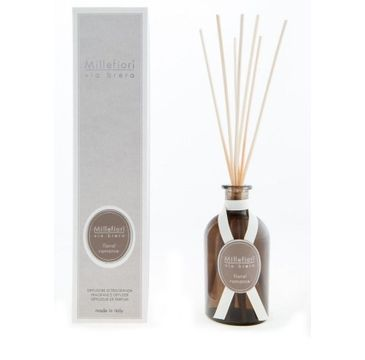 Millefiori Via Brera Fragrance Diffuser pałeczki zapachowe Floral Romance 100ml