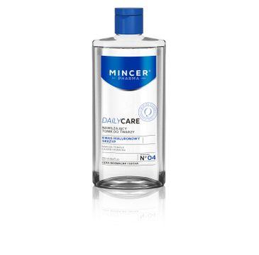 Mincer Pharma DailyCare nawilżający tonik do twarzy 250ml