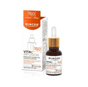 Mincer Pharma Vita C Infusion przeciwstarzeniowe serum olejkowe No.606 Pro 3 15ml
