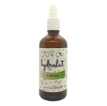 Mira Hydrolat z melisy (100 ml)