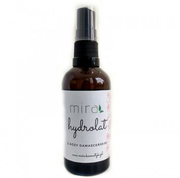 Mira – Hydrolat z róży damasceńskiej (100 ml)