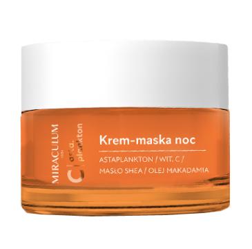 Miraculum Asta.Pplankton C krem-maska na noc (50 ml)
