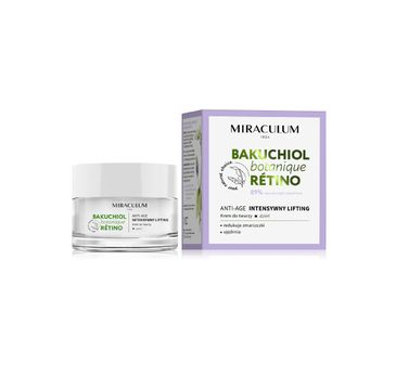 Miraculum – Bakuchiol Botanique Retino Krem na dzień - intensywny lifting (50 ml)