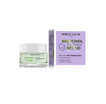 Miraculum – Bakuchiol Botanique Retino Krem na noc - moc odmłodzenia (50 ml)