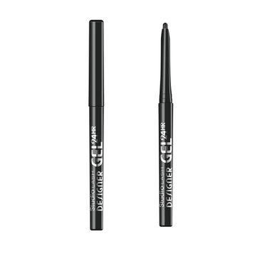 Miss Sporty Studio Lash Designer Gel Long Lasting Gel Eye Liner żelowy eyeliner do powiek 001 Black Designer 1,6ml