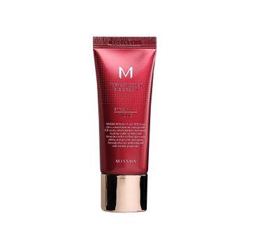 Missha M Perfect Cover BB Cream SPF42/PA+++ wielofunkcyjny krem BB No.13 Bright Beige (20 ml)