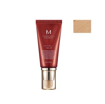 Missha M Perfect Cover BB Cream wielofunkcyjny krem BB SPF42/PA+++ 29 Caramel Beige 50ml