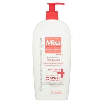 Mixa Cold Cream Multi-Komfort krem do skóry suchej nawilżający 400 ml