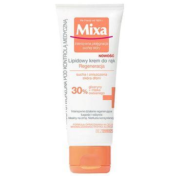 Mixa – Lipidowy krem do suchej skóry rąk (100 ml)