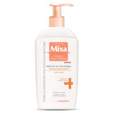Mixa mleczko do demakijażu twarzy przeciw przesuszeniu - cera sucha 200 ml