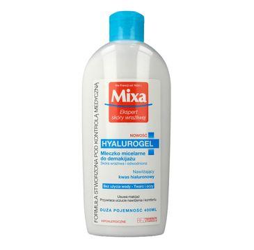 Mixa mleczko micelarne do cery wrażliwej i odwodnionej 400 ml