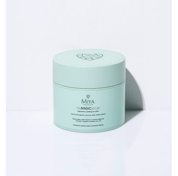 Miya Cosmetics My Magic Scrub ekspresowy peeling do ciała 200 g