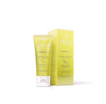 Miya Cosmetics My Wonder Balm Hello Yellow nawilżająco-odżywczy krem z masłem mango 75ml