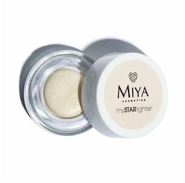 Miya My Star Lighter naturalny rozÅ›wietlacz w kremie Moonlight Gold (4 g)