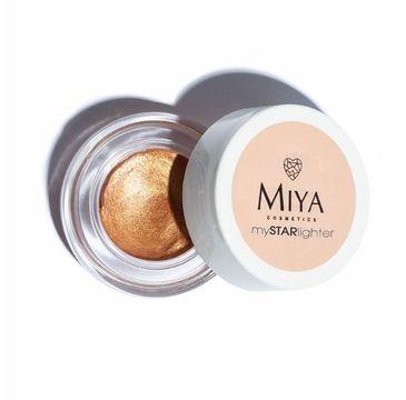 Miya My Star Lighter naturalny rozÅ›wietlacz w kremie Sunset Glow (4 g)