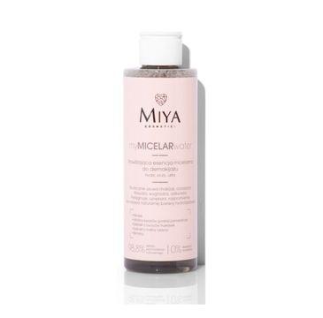 Miya Nawilżająca esencja micelarna do demakijażu (200 ml)