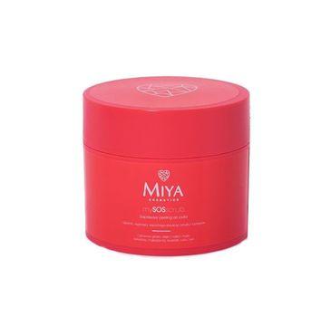 Miya peeling do ciała MagicScrub z czerwoną glinką 200 g