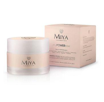 Miya My Power Elixir serum rewitalizujÄ…ce naturalne (50 ml)
