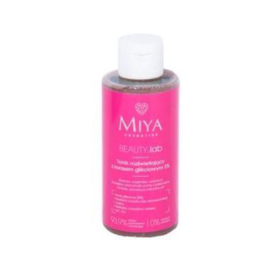 Miya Beauty.lab tonik rozÅ›wietlajÄ…cy z kwasem glikolowym 5% (140 ml)