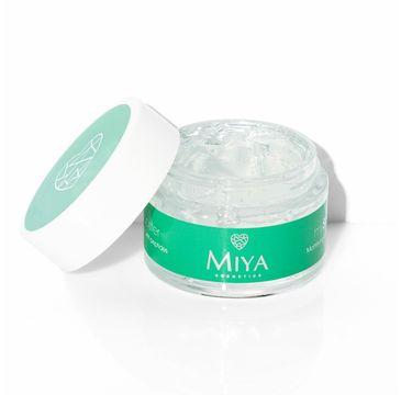 Miya – Matujący żel - booster z peptydami (50 ml)