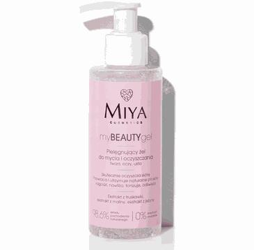 Miya My Beauty Gel 偶el do mycia i oczyszczania twarzy (140 ml)